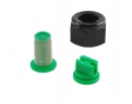 Repair set for spray boom 4 bar, to insert (nozzle, nut, filter, 1 pcs of each)