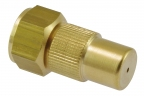 Adjustable nozzle 1.3 mm G1/4""