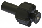 Safety and relief valve 6 bar, PA Viton