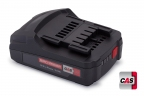 Battery Pack 18 V / 2.0 Ah,<br>Li-Power, CAS