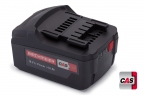 Battery Pack 18 V / 4.0 Ah,<br>Li-Power, CAS