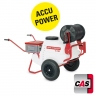 A 130 AC1, Battery wheelbarrow sprayer (CAS battery pack)