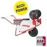 A 75 AC1, Battery wheelbarrow sprayer (CAS battery pack)