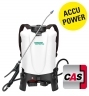 Organic Star 15 Accu (CAS with battery pack / charger)