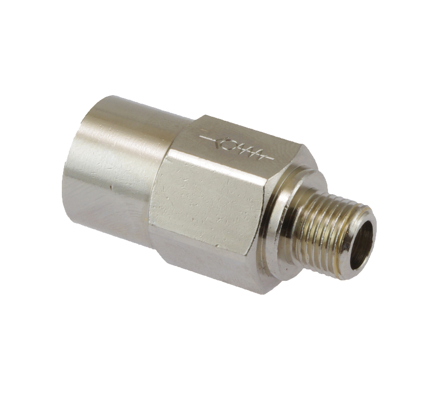 "Non-return valve G1/8""e-G1/4""i"
