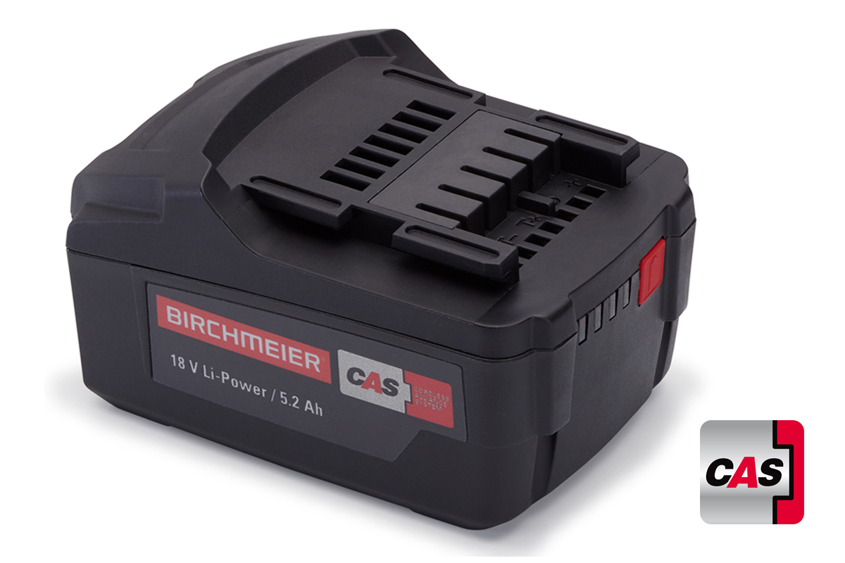 Battery pack 18 V / 5.2 Ah,<br>Li-Power