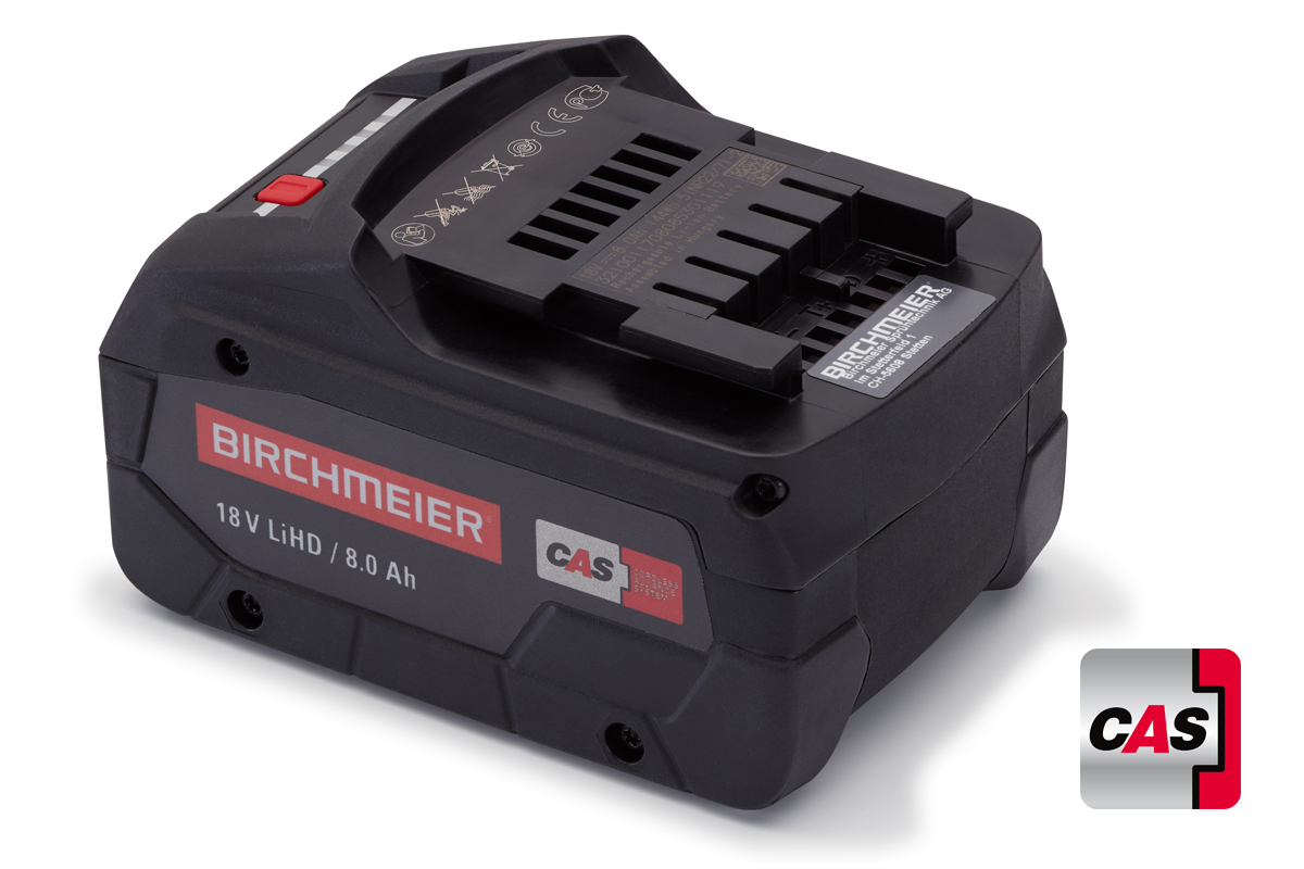 Battery Pack 18 V / 8.0 Ah, LiHD