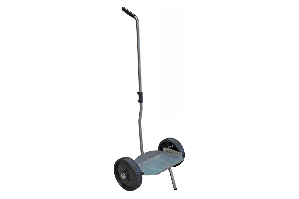 Stainless steel hand-cart H2